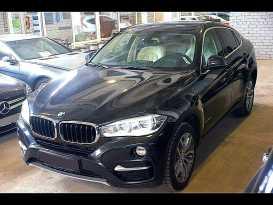 Мурманск BMW X6 2015