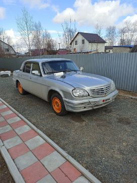 Нефтеюганск 31105 Волга 2007