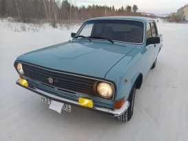 Братск 24 Волга 1986