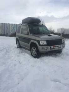 Новосибирск Pajero Mini 2002