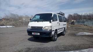 Николаевск-На-Амуре Toyota Hiace 1998