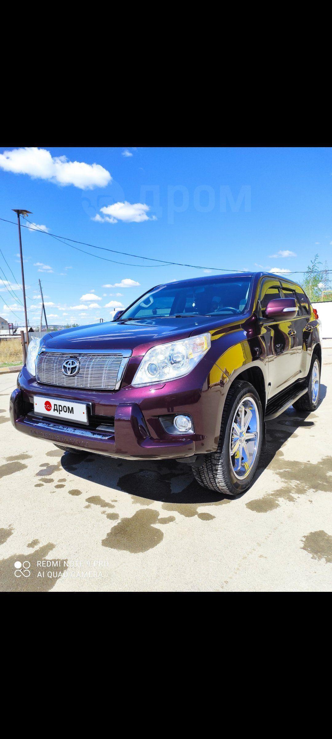 Toyota Land Cruiser Prado 2012