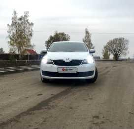 Курск Skoda Rapid 2019