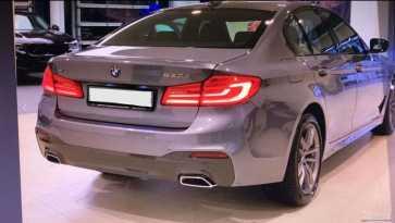 Знаменское BMW 5-Series 2019