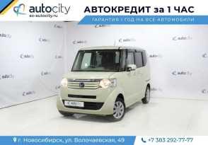 Новосибирск N-BOX 2014