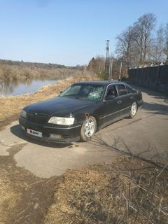 Москва Q45 1998