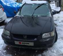 Москва Honda Domani 1994