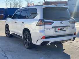 Благовещенск Lexus LX570 2018