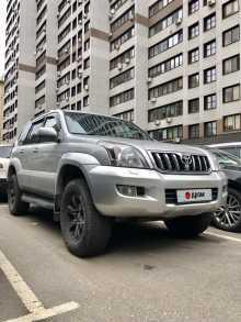 Москва Land Cruiser Prado