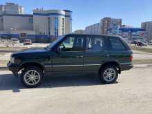 Барнаул Range Rover 2001