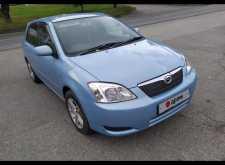 Нальчик Corolla Runx 2003