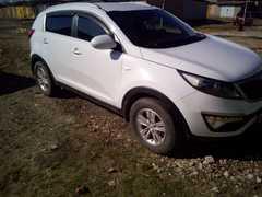 Волжский Kia Sportage 2013