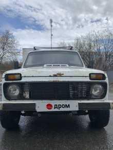 Миасс 4x4 2121 Нива 1982