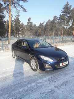 Абакан Mazda6 2010