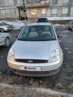 Яшкино Ford Fiesta 2005