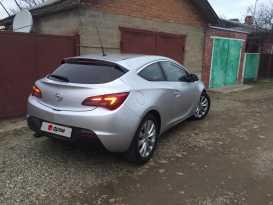 Армавир Astra GTC 2012