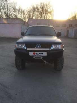 Уфа Pajero Sport 2006