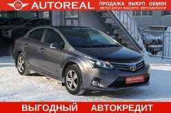 Новосибирск Avensis 2012
