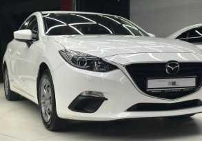 Грозный Mazda3 2013