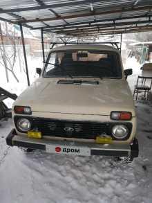 Тихорецк 4x4 2121 Нива 1982