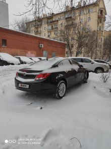 Москва Insignia 2011