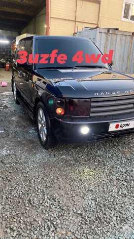Новосибирск Range Rover 2004