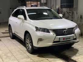 Пермь Lexus RX350 2014