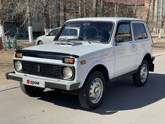 Улан-Удэ 4x4 2121 Нива 2001