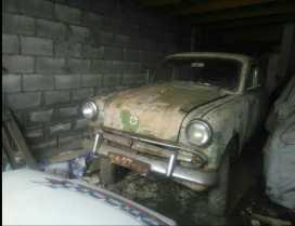 Магнитогорск 410 1957