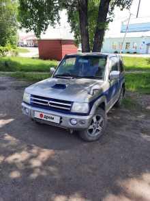 Бородино Pajero Mini 2006