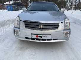 Новосибирск Cadillac SRX 2004