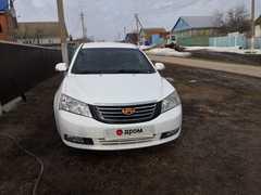 Ермекеево Emgrand EC7 2012