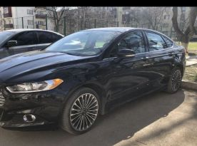 Грозный Ford Fusion 2013