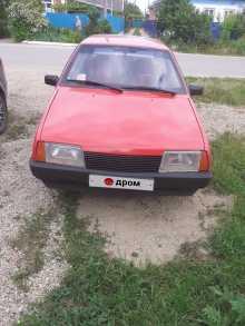 Приморско-Ахтарск 2108 1993