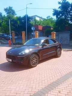 Владивосток Porsche Macan 2015