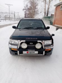 Усть-Кут Terrano 2001
