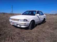 Шадринск Corolla 1989