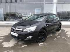 Новосибирск Opel Astra 2010