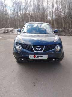 Кимры Nissan Juke 2011