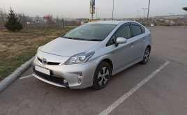 Красноярск Prius PHV 2012