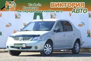 Омск Logan 2008