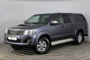 Волгоград Hilux Pick Up 2014