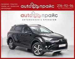 Красноярск Toyota RAV4 2019