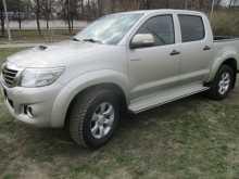 Тольятти Hilux Pick Up 2014