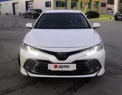 Екатеринбург Toyota Camry 2019