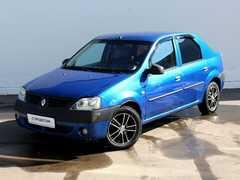 Брянск Renault Logan 2007