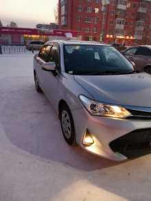 Екатеринбург Corolla Axio 2017