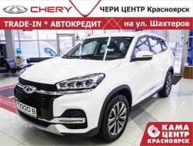 Красноярск Tiggo 8 2021