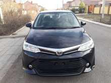 Магнитогорск Corolla Axio 2016