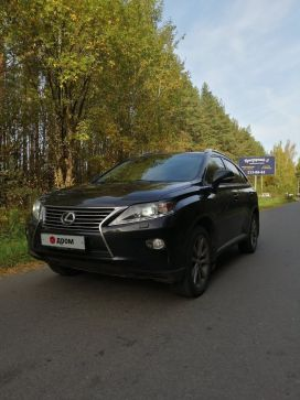 Нижний Новгород Lexus RX350 2015